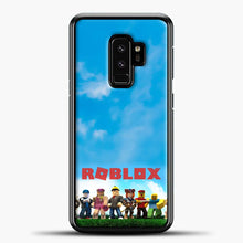 Load image into Gallery viewer, Roblox Sky Samsung Galaxy S9 Plus Case