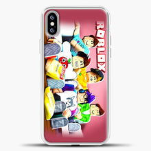 Load image into Gallery viewer, Roblox Stay Cool iPhone XS Max Case