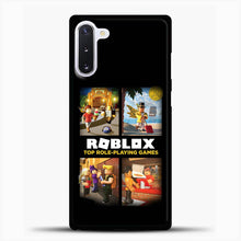 Load image into Gallery viewer, Roblox Top Role Samsung Galaxy Note 10 Case