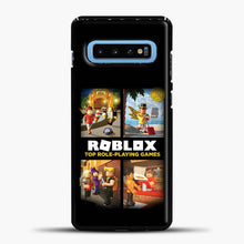 Load image into Gallery viewer, Roblox Top Role Samsung Galaxy S10 Case