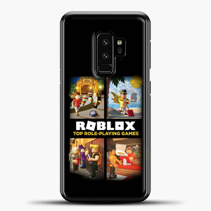 Roblox Top Role Samsung Galaxy S9 Plus Case