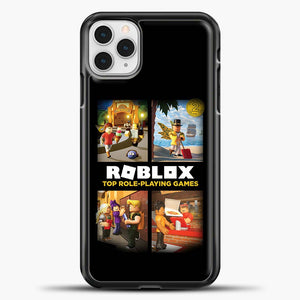 Roblox Top Role iPhone 11 Pro Case