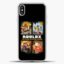 Load image into Gallery viewer, Roblox Top Role iPhone XS Max Case