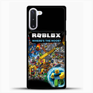 Roblox Where The Noob Samsung Galaxy Note 10 Case
