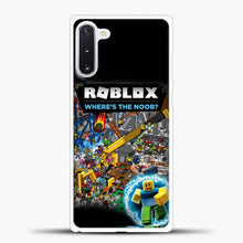 Load image into Gallery viewer, Roblox Where The Noob Samsung Galaxy Note 10 Case