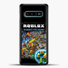 Load image into Gallery viewer, Roblox Where The Noob Samsung Galaxy S10e Case