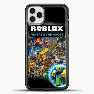 Roblox Where The Noob iPhone 11 Pro Case