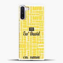 Load image into Gallery viewer, Schitts Creek Yellow Quote Samsung Galaxy Note 10 Case
