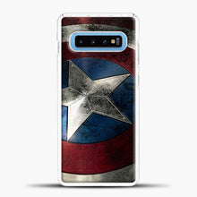 Load image into Gallery viewer, Shield Captain America Samsung Galaxy S10 Case