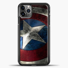 Load image into Gallery viewer, Shield Captain America iPhone 11 Pro Max Case