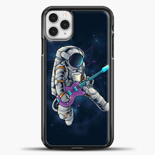 Load image into Gallery viewer, Spacebeat Rocker iPhone 11 Pro Case, Black Plastic Case | casedilegna.com