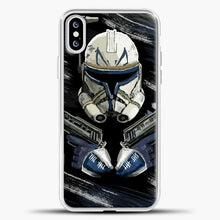 Load image into Gallery viewer, Star Wars Clone Wars iPhone XS Case