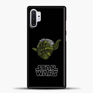 Star Wars Quotes Samsung Galaxy Note 10 Plus Case