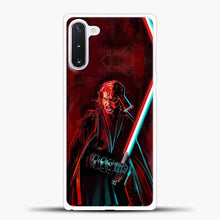 Load image into Gallery viewer, The Chosen Sword Blue Red Light Samsung Galaxy Note 10 Case