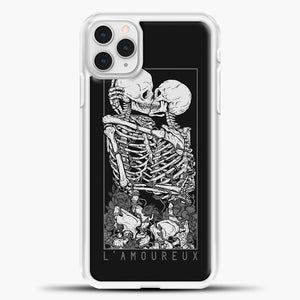 The Lovers Relaxed iPhone 11 Pro Case, White Plastic Case | casedilegna.com