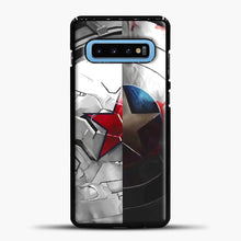 Load image into Gallery viewer, The Shield And The Soldier Samsung Galaxy S10 Case