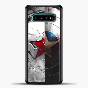 The Shield And The Soldier Samsung Galaxy S10e Case