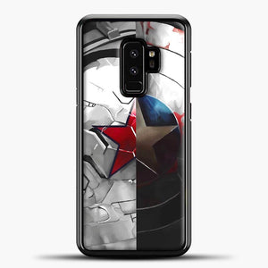 The Shield And The Soldier Samsung Galaxy S9 Plus Case