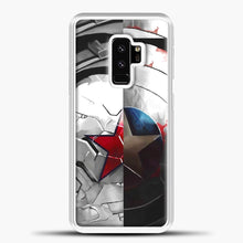 Load image into Gallery viewer, The Shield And The Soldier Samsung Galaxy S9 Plus Case