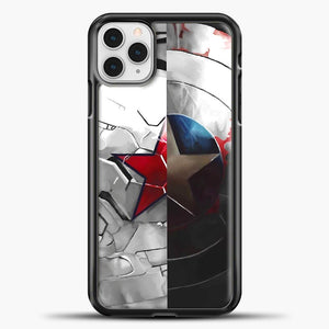 The Shield And The Soldier iPhone 11 Pro Case