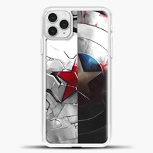 Load image into Gallery viewer, The Shield And The Soldier iPhone 11 Pro Case