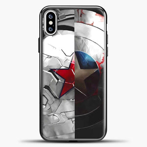 The Shield And The Soldier iPhone XS Case