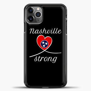 Tornado Nashville Strong I Believe In Tennessee Case iPhone 11 Pro Max Case, Plastic Case