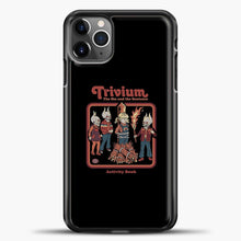 Load image into Gallery viewer, Trivium The Sin And The Sentence iPhone 11 Pro Max Case, Black Plastic Case | casedilegna.com