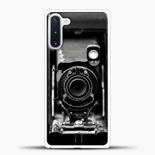 Load image into Gallery viewer, Vintage Camera Case Samsung Galaxy Note 10 Case