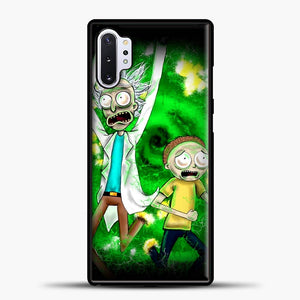 We Need To Try A New Portal Rick And Morty Samsung Galaxy Note 10 Plus Case