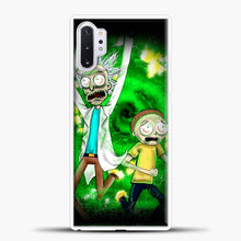 Load image into Gallery viewer, We Need To Try A New Portal Rick And Morty Samsung Galaxy Note 10 Plus Case