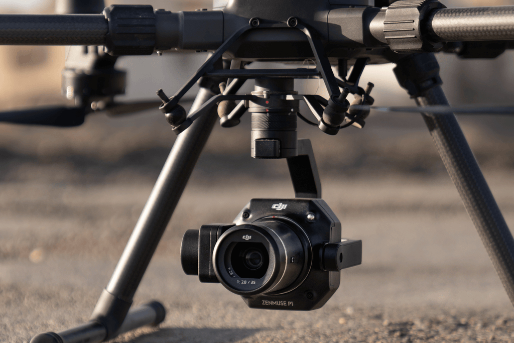 DJI Releases New Full Frame Payload For Aerial Surveying