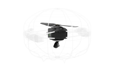 ASIO Caged Inspection Drone Motors