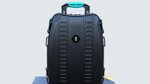 YellowScan Mapper Plus Backpack