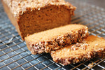 Grain and Gluten-Free Pumpkin Bread - Health Coach, Sharon Muse