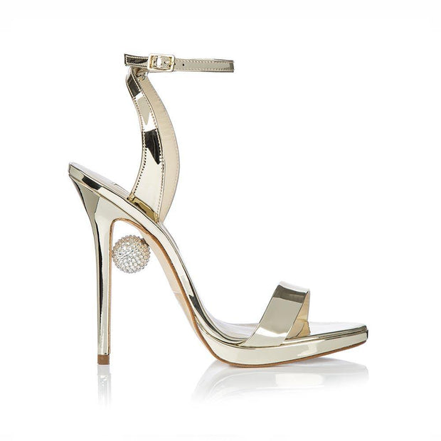Halo-Champagne-barely-high-heel-sandal-side-lr