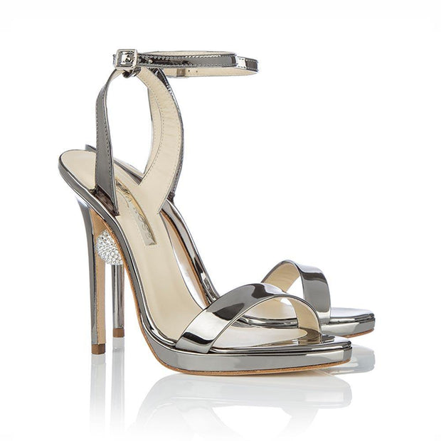 Halo-designer-silver-barely-high-heel-sandal-pair-lr