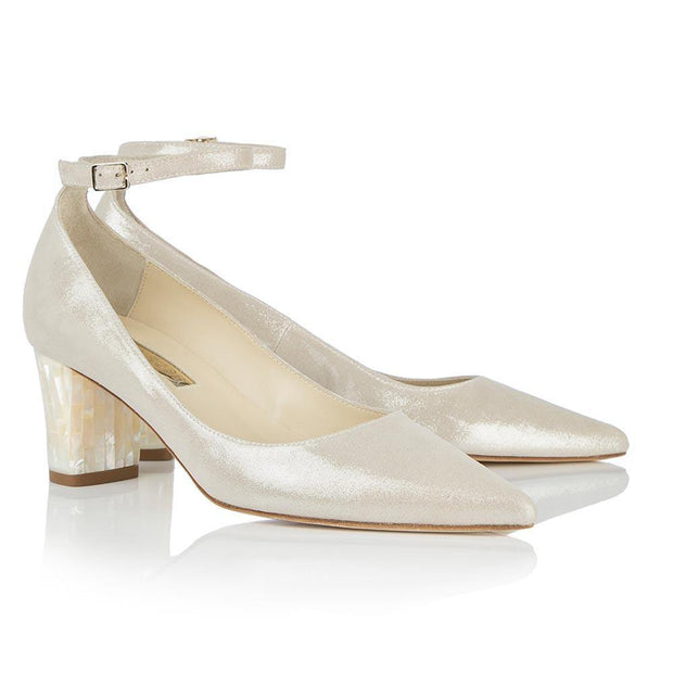 micola-midi-champagne-wedding-shoe-block-heel-pair-LR
