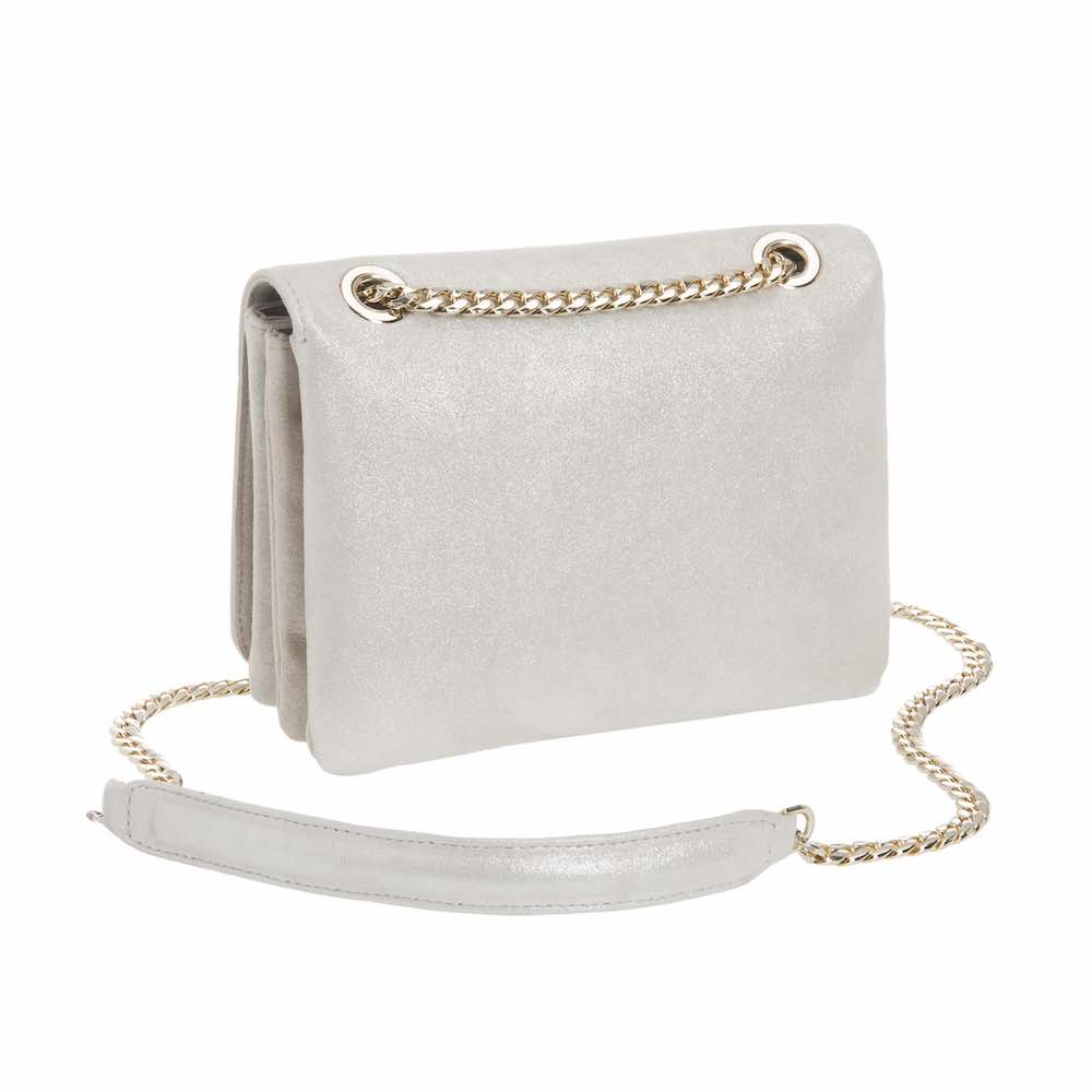 freya rose, kate petite champagne, shoulder bag