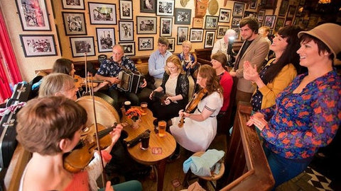 Wild Atlantic Way Irish Music Tour