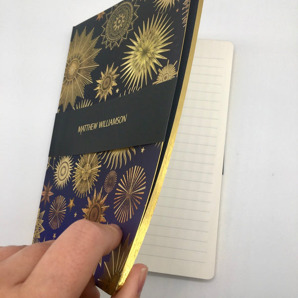 A5 Notebook - Stardust