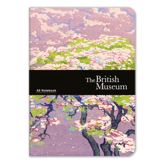 A5 Notebook - Blossom Tree