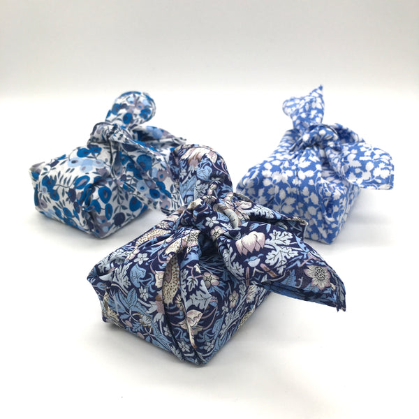 Marseille Soap and Liberty Set - Blues