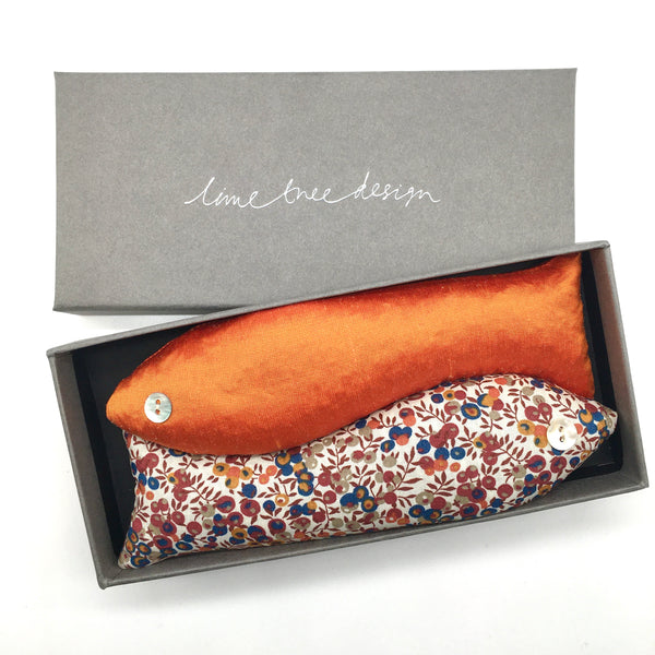 Box of 2 Lavender Fish - Marmalade