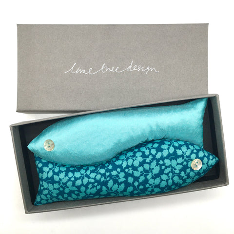 Box of 2 Lavender Fish - Feeling Blue
