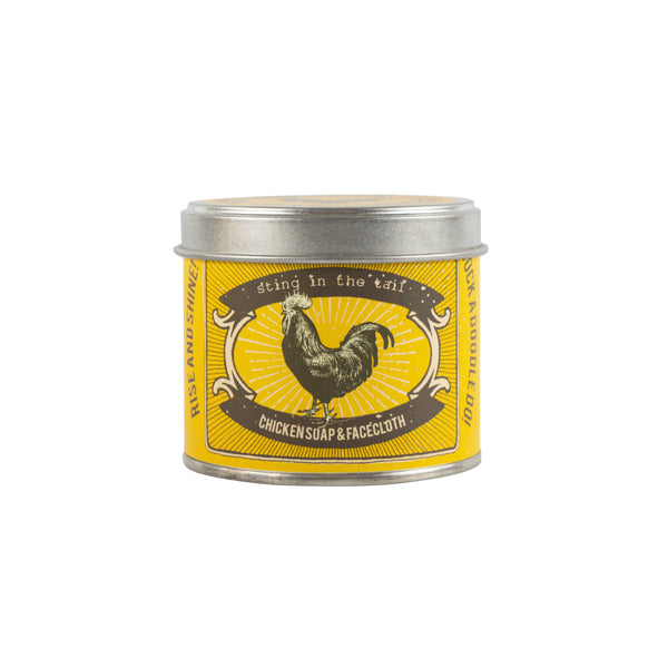 Sting In The Tail Menagerie Tin - Chicken