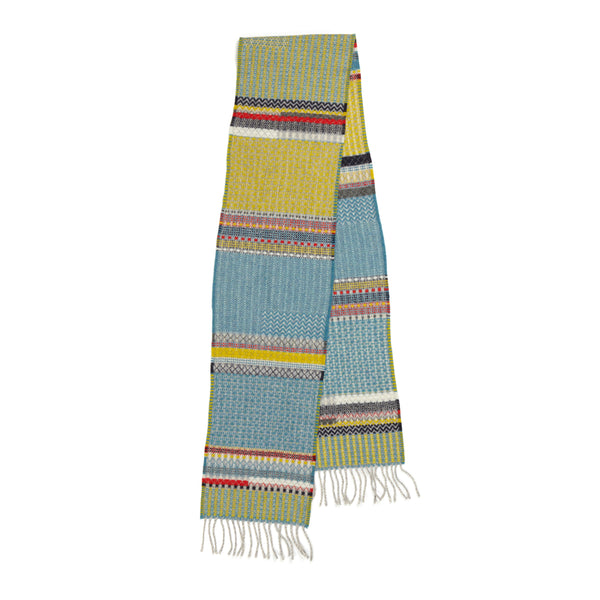 Wallace Sewell Scarf - Meadow Blue