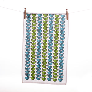 Tea Towel - Blue Bird