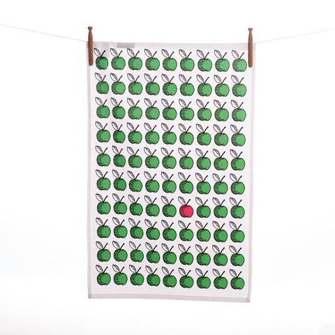 Tea Towel - An Apple a Day