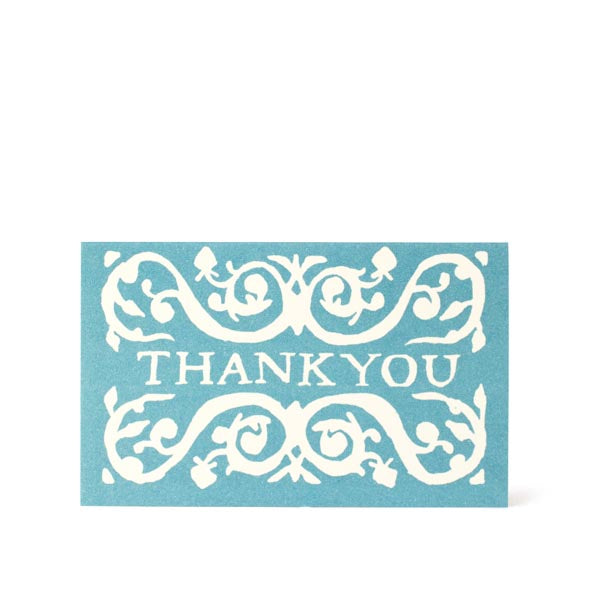 Pack of 6 Gift Cards - Thank You